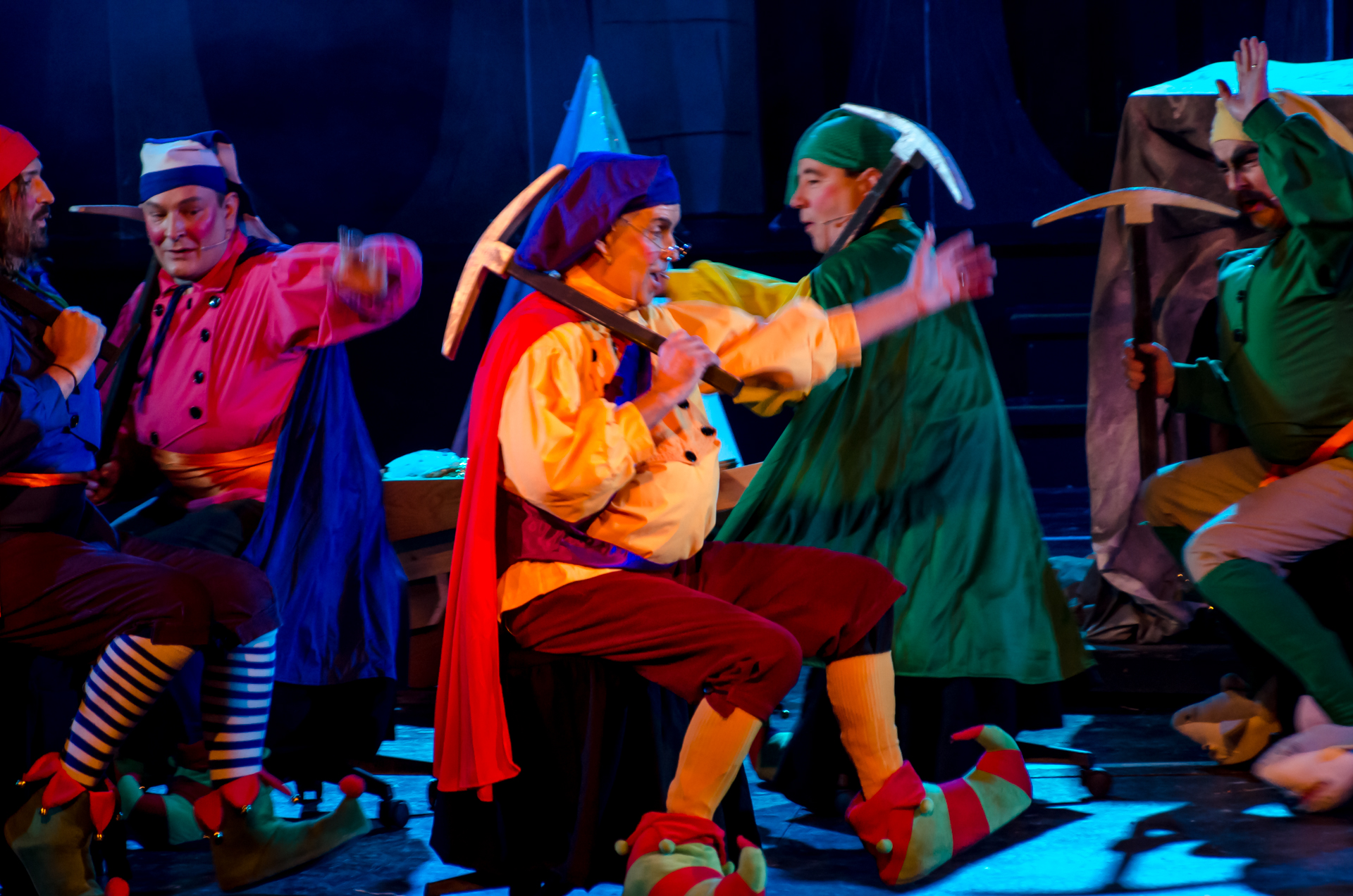 Panto Shows Photography and Video